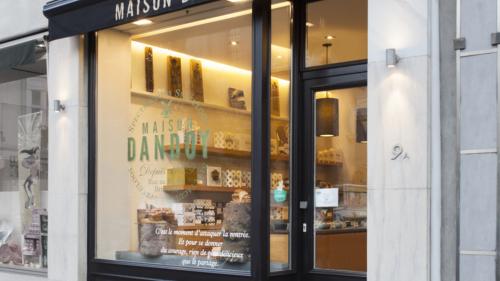 Maison Dandoy Boutique Place Brugmann Bruxelles
