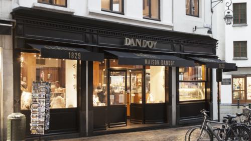 Maison Dandoy Boutique Rue Charles Buls Bruxelles