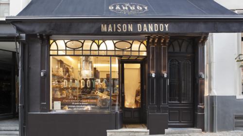 Maison Dandoy Boutique Sablon Bruxelles