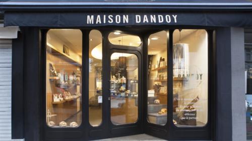 Maison Dandoy Boutique Stockel Bruxelles