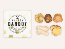 Biscuit Time Maison Dandoy