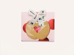 Pomme Amour Maison Dandoy Saint Valentin Rose