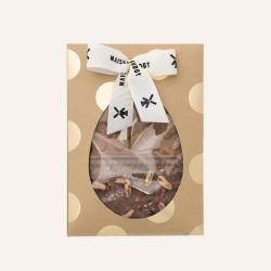 Oeuf Pâques Speculoos Chocolat Lait Maison Dandoy Jpg