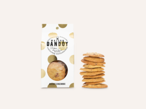 Boite Biscuit Gingembre Maison Dandoy