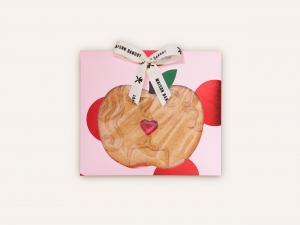 Maison Dandoy Pomme Damour Rose 2019