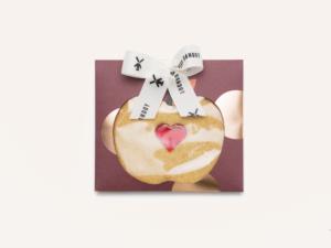 Pomme Amour Maison Dandoy Saint Valentin