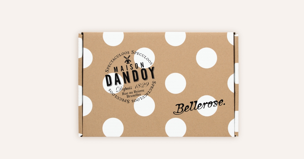 Spectaculoos Speculoos - Maison Dandoy