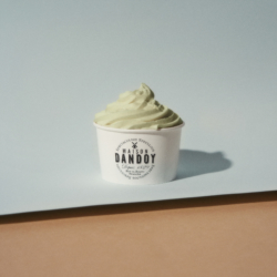 Pistacchio ice cream