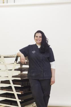 Carole Assistante Production Maison Dandoy
