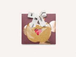 Pomme Amour Saint Valentin Maison Dandoy
