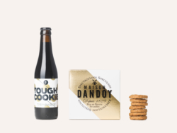 Tough Cookie Collab Brussels Beer Project Biere Paquet Biscuit Maison Dandoy