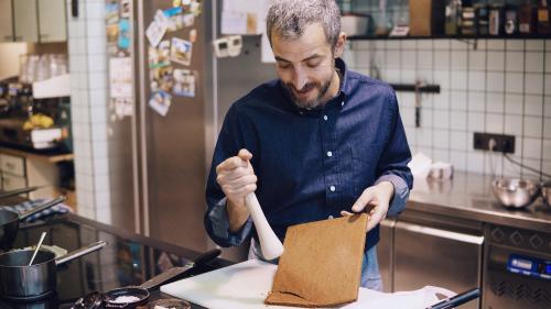 Joel Geismar Recette Collaboration Bellerose Maison Dandoy