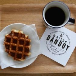 Gaufres Maison Dandoy