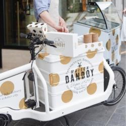 Velo Deliveroo Maison Dandoy