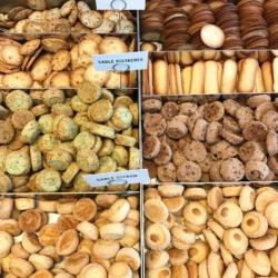 Assortiment Biscuits Sables Maison Dandoy
