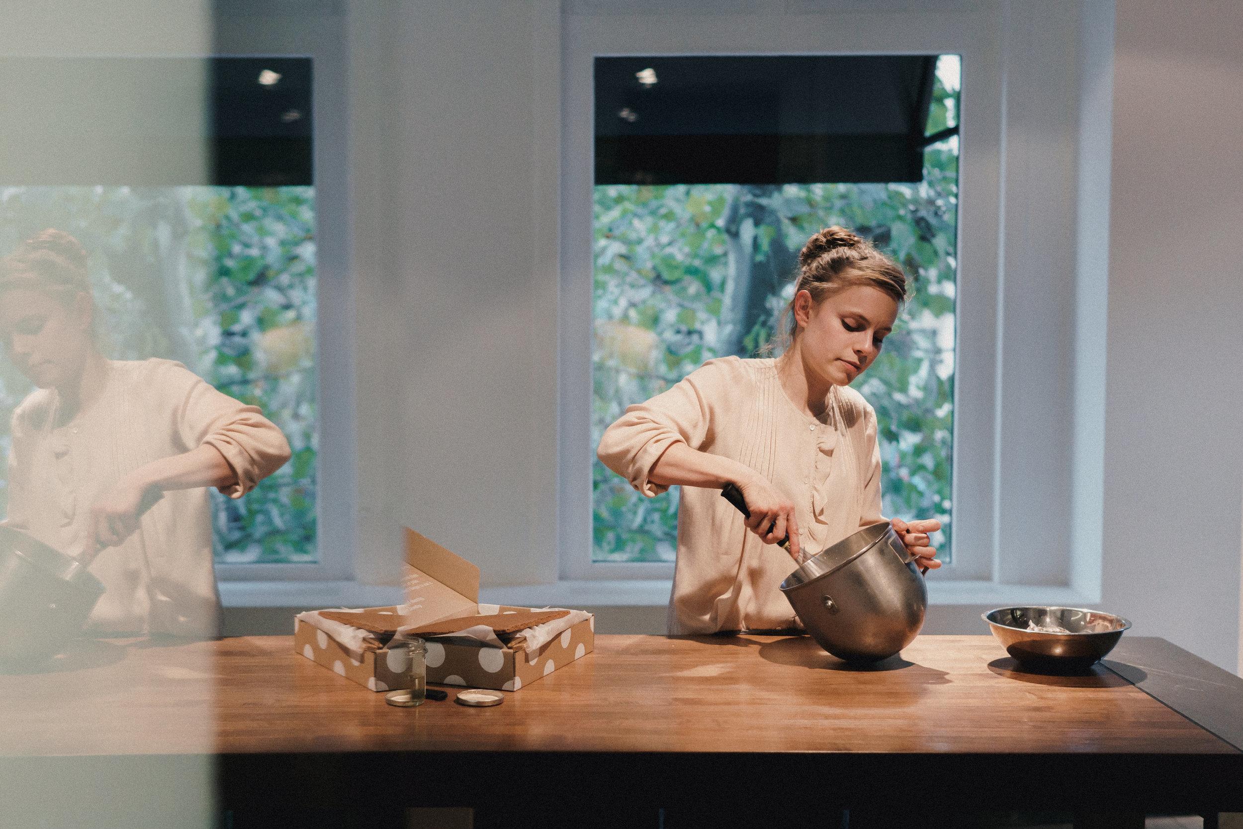 Anna Le Saux Smashbox Bellerose Maison Dandoy