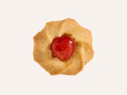 Biscuit Cerise Maison Dandoy