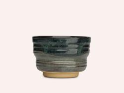 Shagreen enamel bowl.