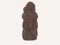 Saint Nicolas Speculoos Chocolat 15Cm Maison Dandoy