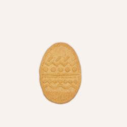 Petit œuf speculoos vanille Maison Dandoy