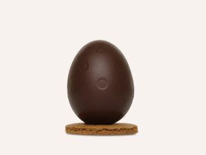 The Dandoy Egg Dark Chocolate Maison Dandoy