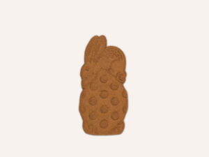 Maitre Lapin Oeuf Speculoos Maison Dandoy