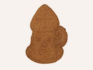 Saint Nicolas Speculoos Tete